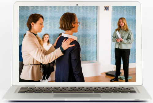 Stellvertreter sein_Business Familienaufstellung online_Birgit Drixelius.com